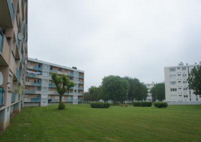 """Quartier prioritaire """"La Résidence"""" à Chauny"""