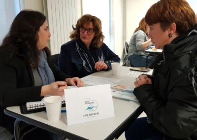 cafe rencontre chantiers insertions