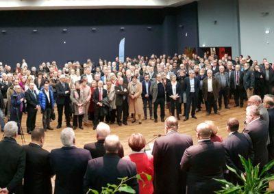 cérémonie voeux agglo ctlf janvier 2020