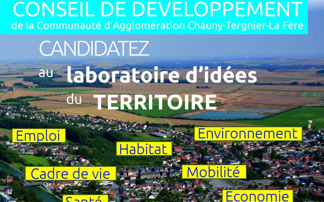 Visuel conseil de développement