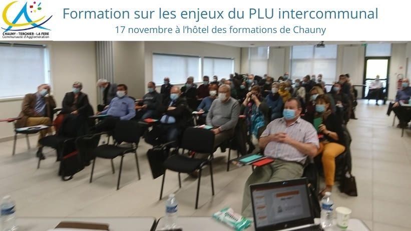 Formation sur les enjeux du PLU intercommunal