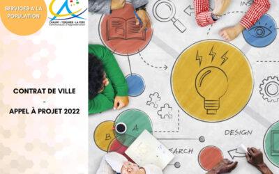 Politique de la Ville – Appel à projet 2022